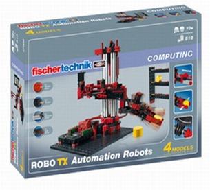 Robótica Fischertechnik en RO-BOTICA