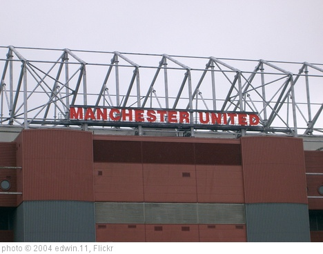 'Old Trafford' photo (c) 2004, edwin.11 - license: http://creativecommons.org/licenses/by/2.0/
