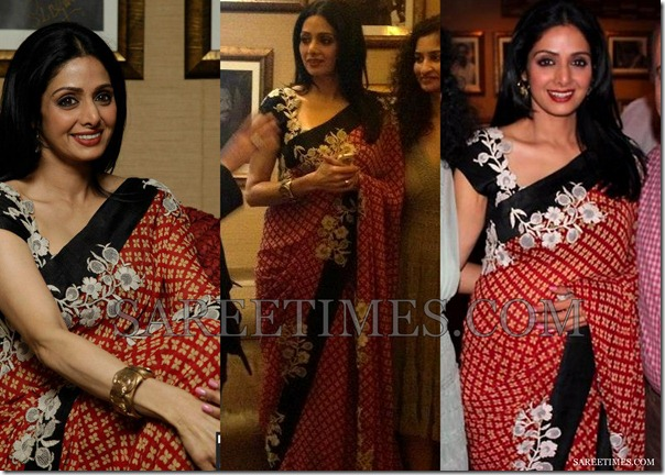 Sridevi_Anamika_Khanna_Saree