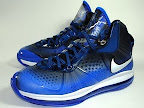 allstar lebron8 los angeles 01 A Detailed Look at the Extraterrestrial Nike LeBron X All Star