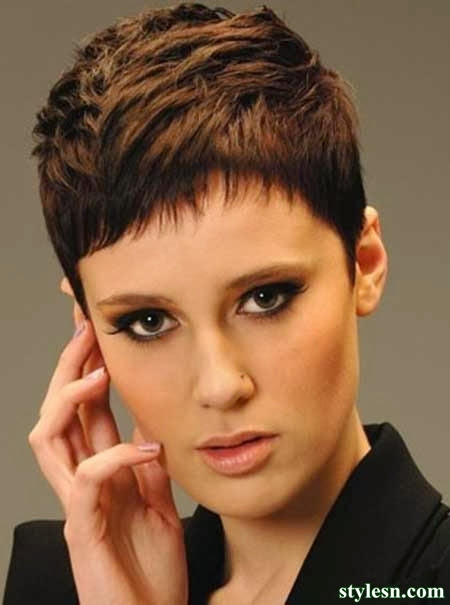 img6458148dabaab202aa80e9fed7db3477 short hairstyles of Summer 2014