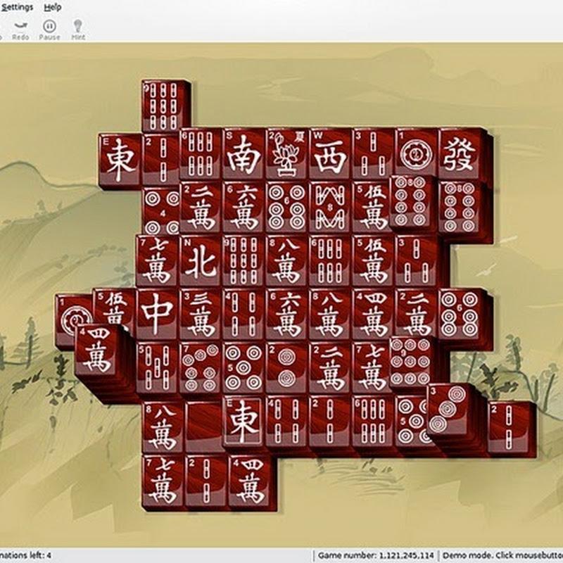 Guía de KMahjongg divertido juego de tablero basado en Mahjong: reglas del juego, estrategias y consejos.