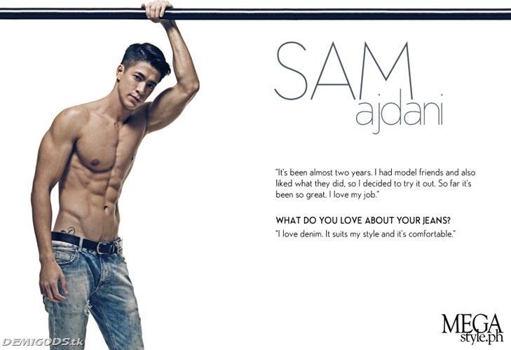 Sam Ajdani 1