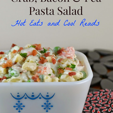 Pasta recipes using canned crab