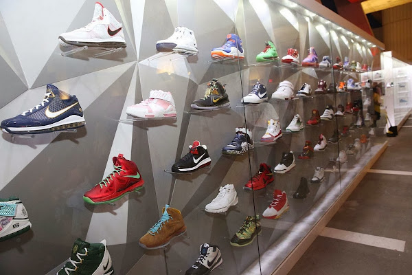 Nike Basketball amp LeBron James 1111 Experience Event Photos