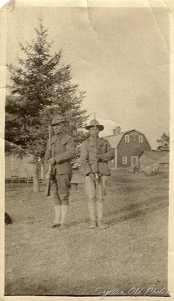 WWOne Soldiers Dorset Antiques