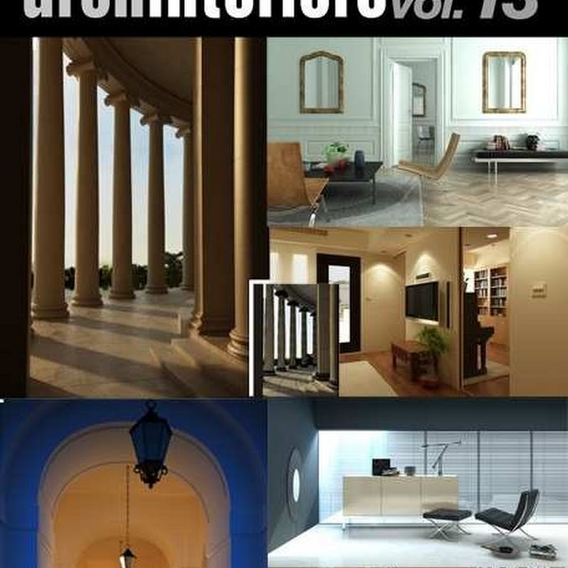 Evermotion Archinteriors Vol.13 (Max & Vray)