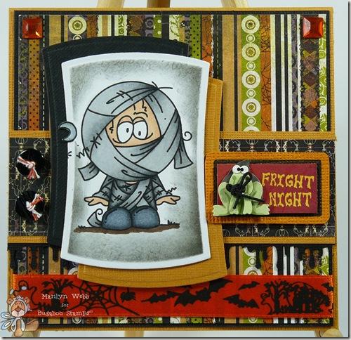 Bobblehead Halloween - Mummy