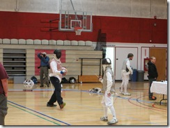 fencing tournament 10