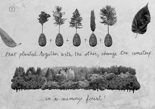 Mezarlıklar Yerine Ormanlar