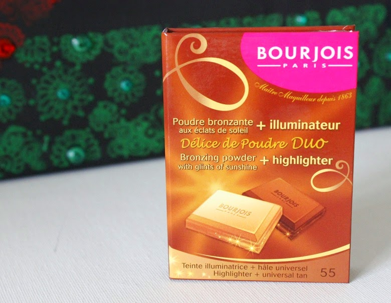bourjois bronzer duo highlight contour