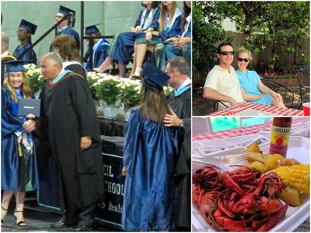 Casey's McNeil Graduation