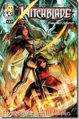 P00016 - Witchblade #137