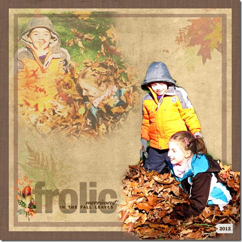 Frolic in the leaves 2 copy