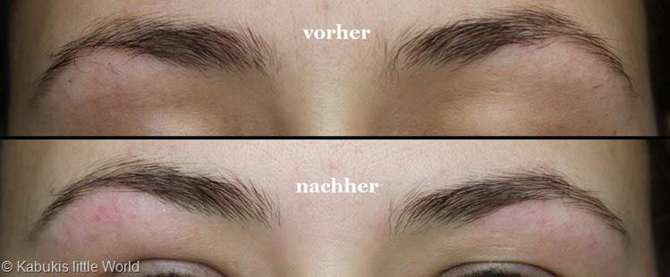 Augenbrauen 8 vorher-nachher