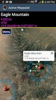 Screenshot of GPS Waypoints Navigator