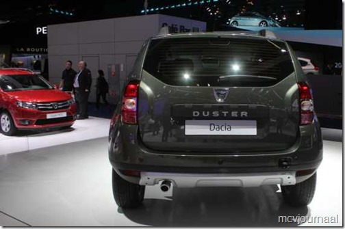 Facelift Dacia Duster 21