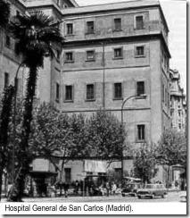 23 Hospital General de San Carlos (Madrid)