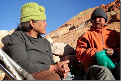 Explotación de mujeres en Bolivia