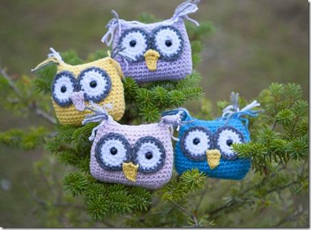 Crochet Owls18
