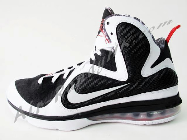 Detailed Look at Nike LeBron 9 X Freegums