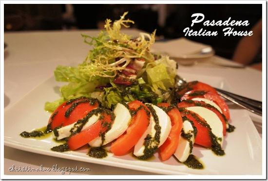 秀語小札: [高雄] 帕莎蒂娜Pasadena Italian House 義大利屋 ...