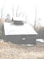 11.2011 Maine W. Paris sugar house