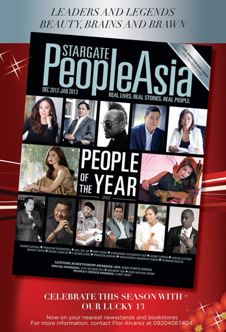 People of the Year 2012