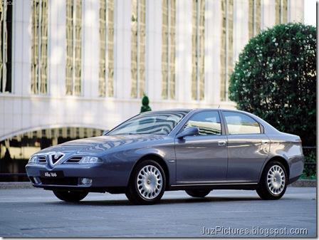 Alfa Romeo 166 (1998)5