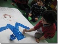 σώμα από χαρτί και χρώματα (3)