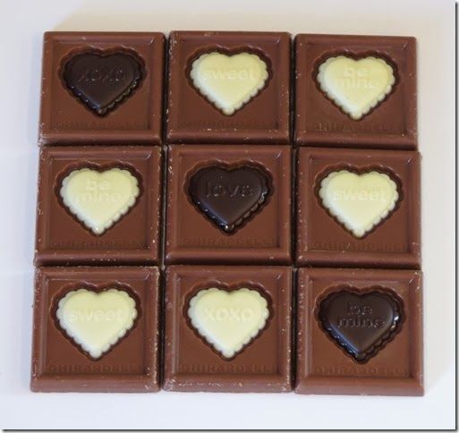 Ghirardelli Chocolate Valentine's Impressions 3