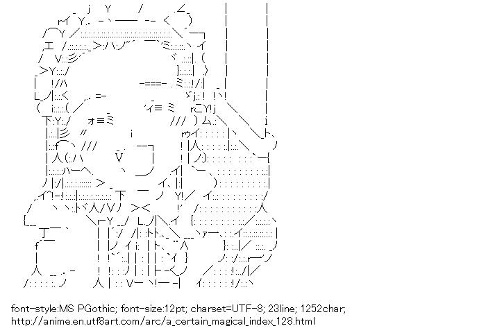 A Certain Magical Index,Tsuchimikado Maika