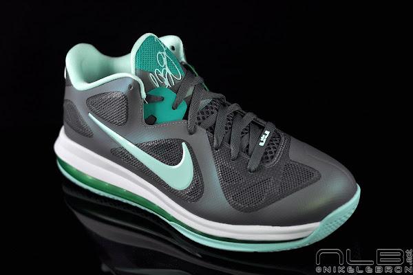 The Showcase Nike LeBron 9 Low Mint Candy aka 8220Easter8221