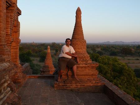 Asfintit la Bagan