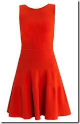 Issa V Back Dress