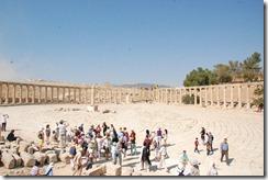 Oporrak 2011 - Jordania ,-  Jerash, 19 de Septiembre  21