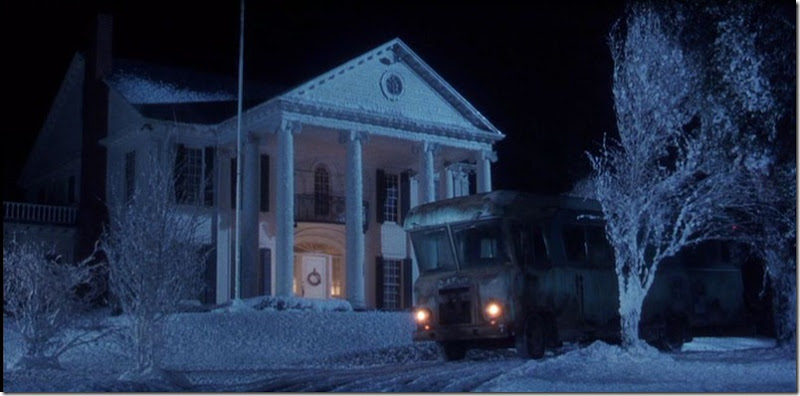 Clarke's bosses house in the movie, Christmas Vacation starring Chevy Chase