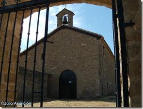 Fachada de la Ermita de Arnostegui - Obanos
