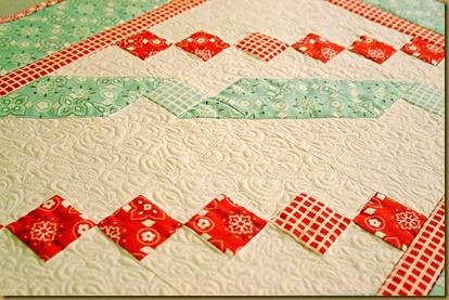 Twisted Ribbon Table Runner 20