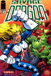 Actualización 07/03/2015: Savage Dragon #74 traducido por Herbie Grimm y maquetado por Kimota para HTAL.