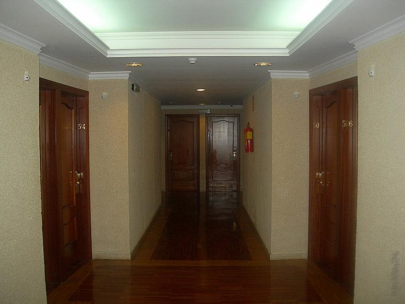 Hotel Terramarina (ex. Carabela Roc). La Pineda. Costa Dorada. Spain. В торце, сужаясь коридор постепенно приобретает обычный размер.