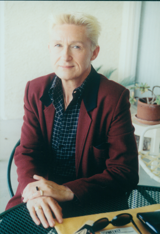 Lynn Edward Harris. February 2000.