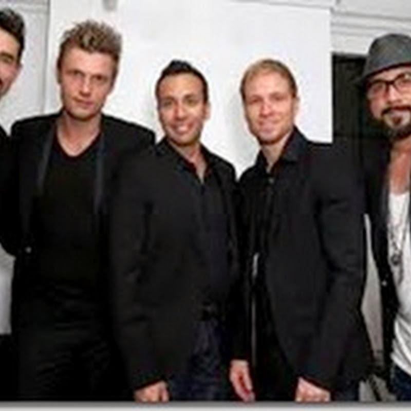 Backstreet Boys en Guadalajara