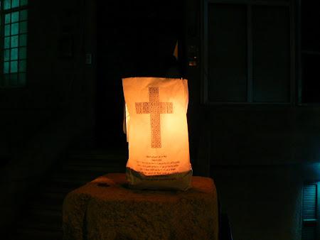 Ortodox in Damasc: cruce in Siria