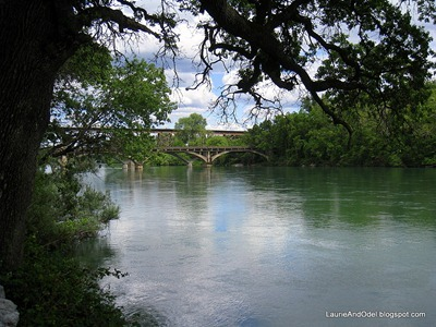 Sacto River in Redding