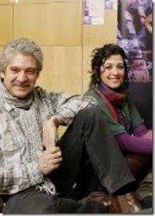 Chema y Lucía Pérez