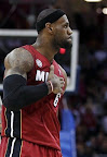 lebron james nba 130320 mia at cle 01 Tale of Two Halves, Two Pairs. LeBron, Heat Erase 27 Point Deficit for Win #24!