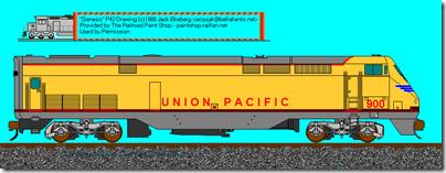 UP P42