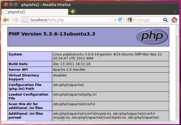 install-php5-phpinfo
