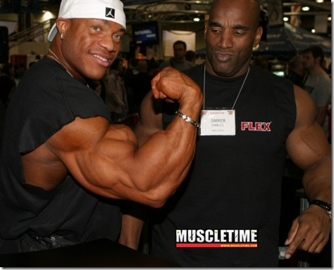 Phil Heath bicep